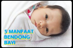 5 Manfaat Bendong Bayi, Simak Yuk!
