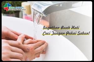 Ini Alasan Buah Hati Harus Selalu Cuci Tangan Pakai Sabun!
